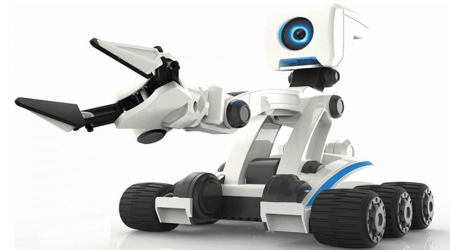 远程可视机器人控制